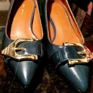 Calvin klein emrald heels